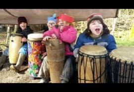 kids drum