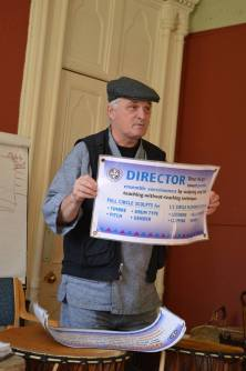 The Director!