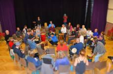 Biggar Community Drum Circle