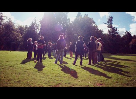 Outdoor Playshop Session